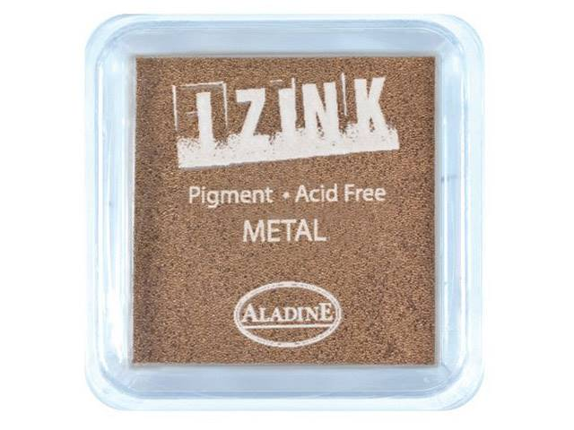 Encreur Izink Metal Copper