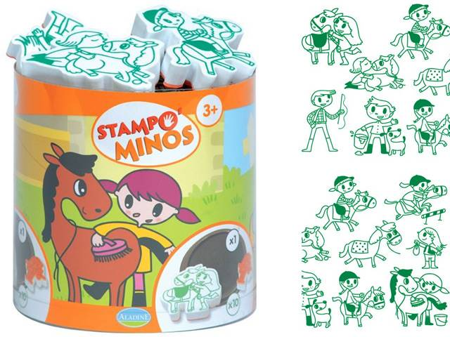 Stampo Minos Chevaux