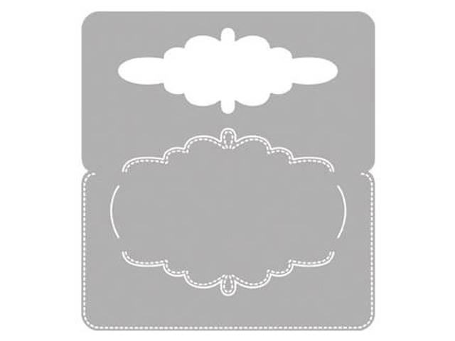 Gabarit D'Estampage Table Place Card