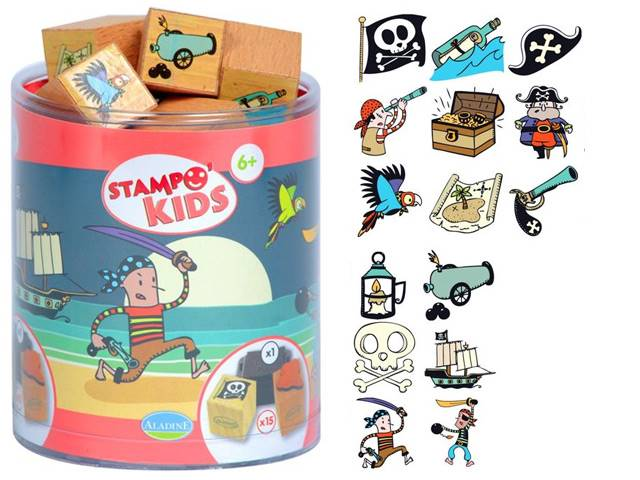 Stampo Kids Pirates