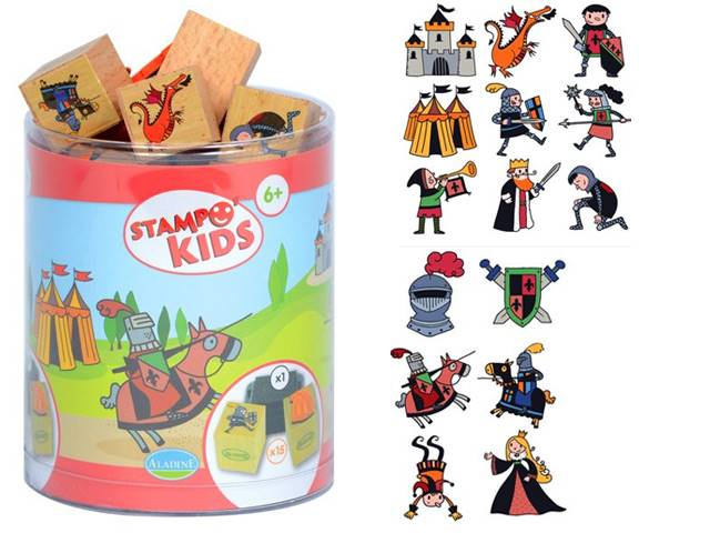 Stampo Kids Chevalier