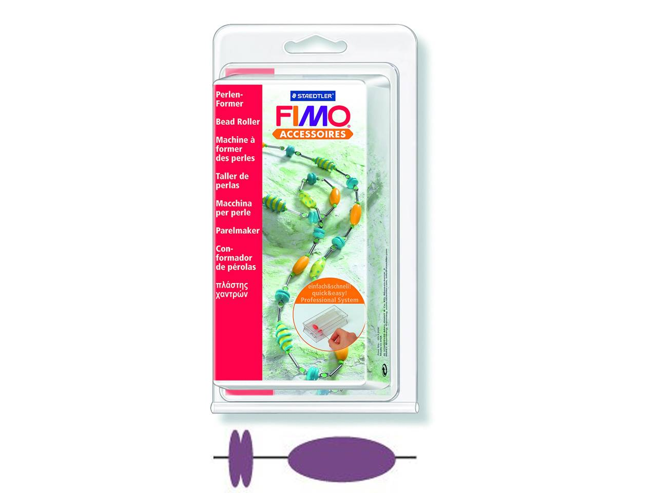 Machine Fabrique Perles Gm N°3 Fimo
