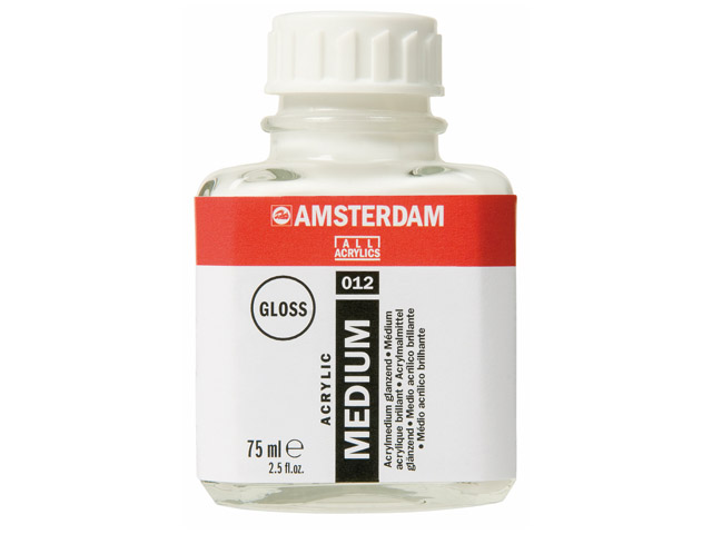 Médium acryl brillant Talens 75ml