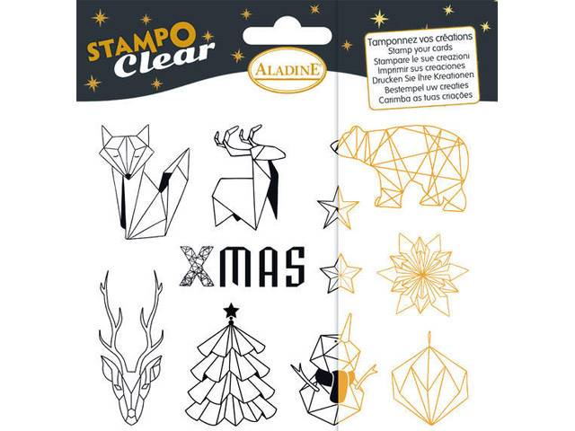 Stampo Clear Origami