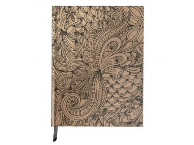 Tangle Agenda Jungle Coloriage Anti Stress Relié