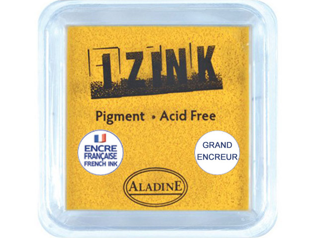 GRAND ENCREUR IZINK PIGMENT YELLOW