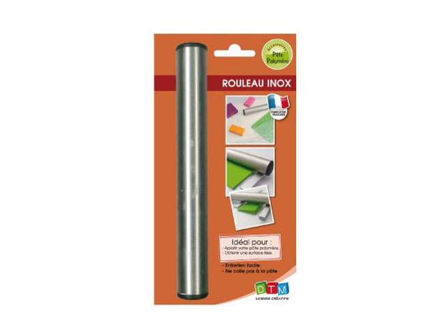 Rouleau Fimo Inox Dtm
