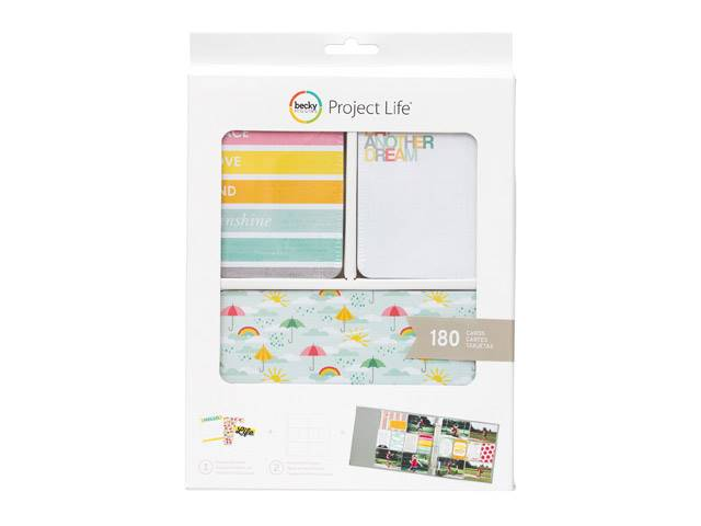 PROJECT LIFE KIT PEACE, LOVE SUN