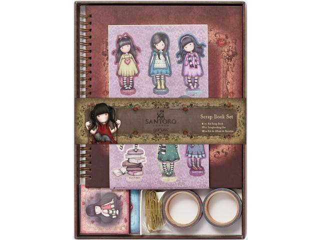 Kit Scrapbook - Santoro