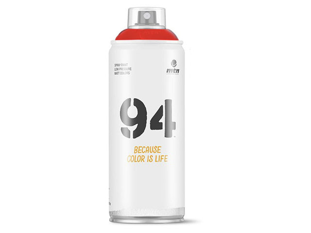 Aerosol MTN 94 Montana Transparent 400ml