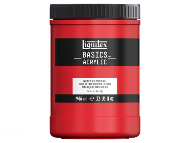Basics Liquitex Acrylic 946ml