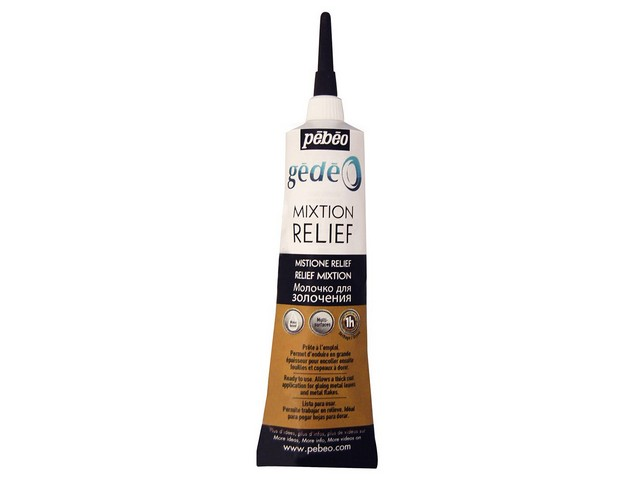 Mixtion Relief tube 37ml Pébéo