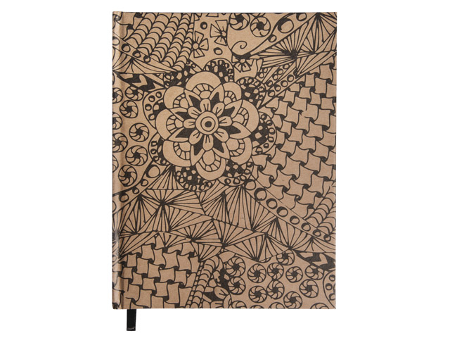 Tangle Agenda Cameo Coloriage Anti Stress Relié