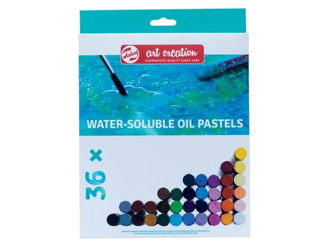 Set de 36 Pastels a L'Huile Artcreation New