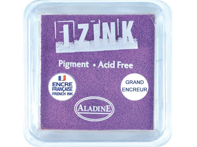 GRAND ENCREUR IZINK PIGMENT PURPLE