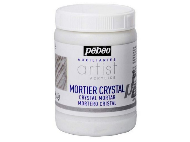 Mortier crystal Pébéo 250ml