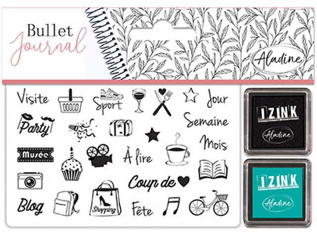 Stampo Bullet Journal - Culture Loisirs