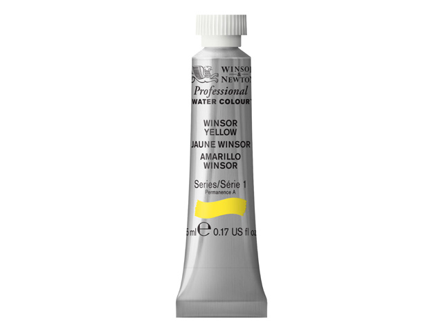 Aquarelle Pro. Ef Winsor&Newton Tube 5ml
