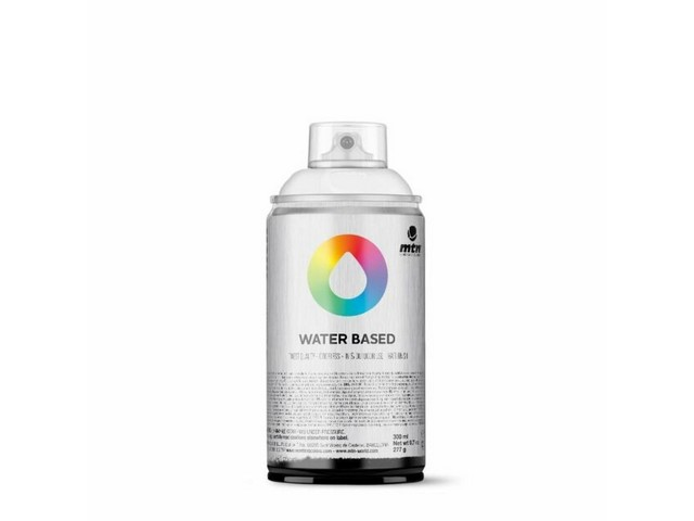 Bombe Vernis Brillant MTN WaterBased 300ml Montana