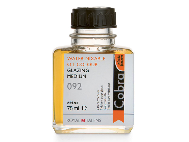 Medium pour glacis Cobra 75 ml